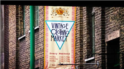 Vintage Clothing Market